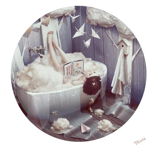 - 1° Room : La Maudite -