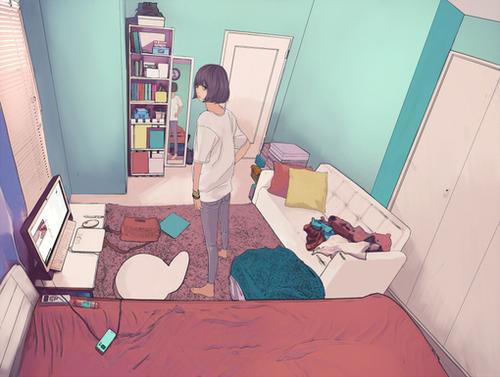 - 2° Room : Les Petits Délices -
