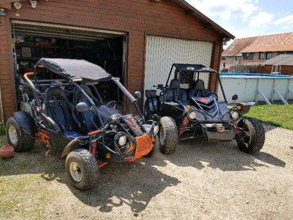 Nouveau jouét 650 cc boite 4 vitesse