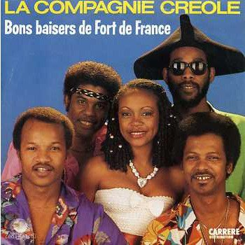 La Compagnie Créole - (Joyeux Noël) - Bons Baisers De Fort-De-France
