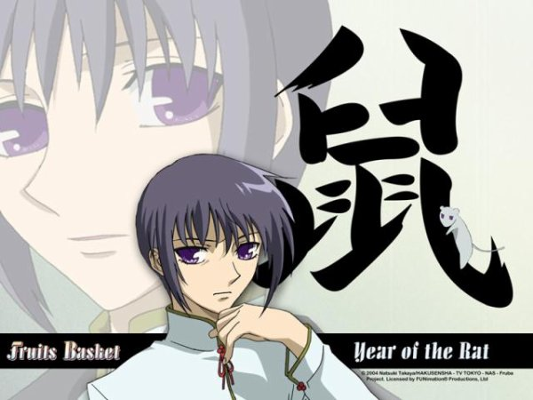 Fruits basket - Yuki