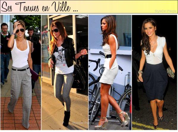Découvre Leur Style ; Cheryl Cole