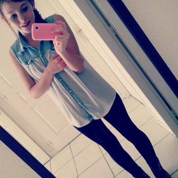 Y'as les gens qui disent t'aimer & y'as ceux qui t'le prouvent au quotidien. ♥