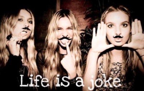 Life is a joke!!!!