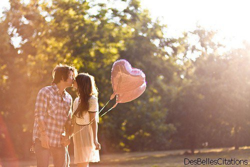 ... L'amour est parfois impossible mais il faut toujours y croire