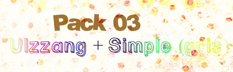 Pack 03