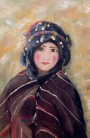 fille berbere