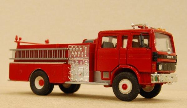 Mack Midliner pompiers