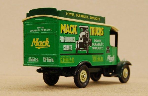 Mack Corgi Toys