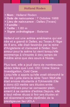 ◆Lydia Alias Holland◆◆Création◆◆Création◆◆◆◆Décoration◆