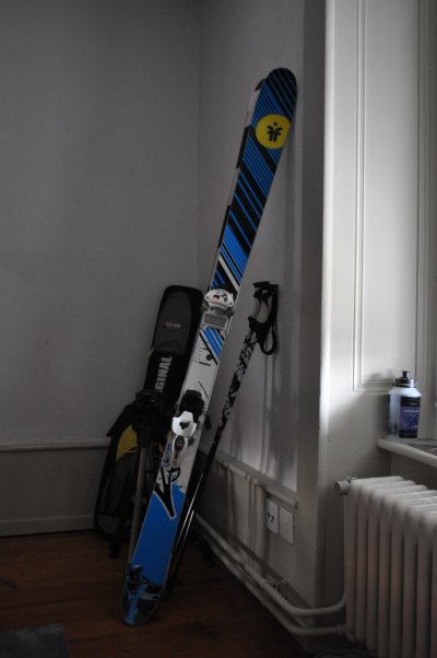 Ski Faction Kennedy 2010    ---> A VENDRE <---