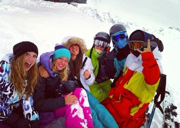 Journée ski !!!