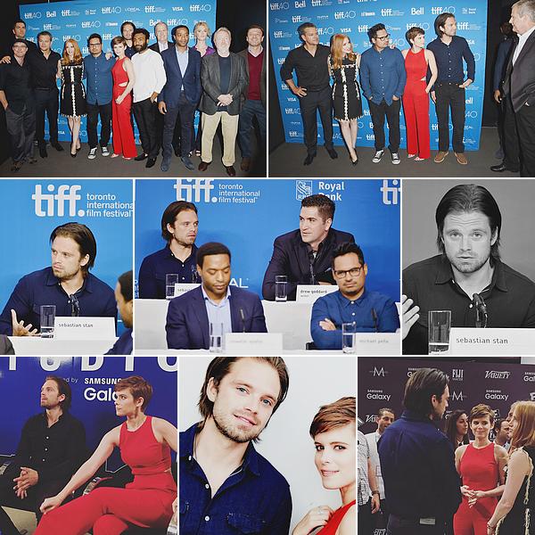#4 - TIFF 2015 'The Martian'