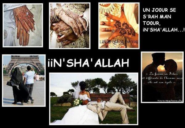 un jour se s'rah man tout, In'sha'allah...♥