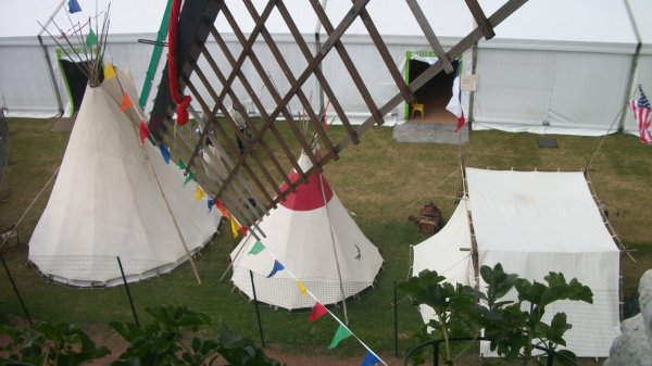 10 ans de camp Apache