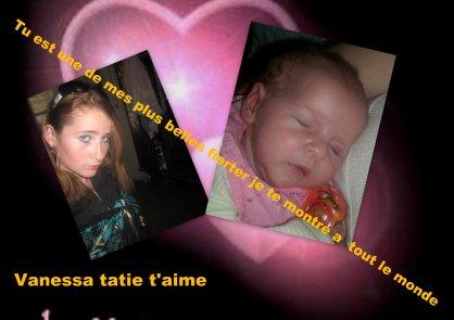 Vanessa tatie t'aime