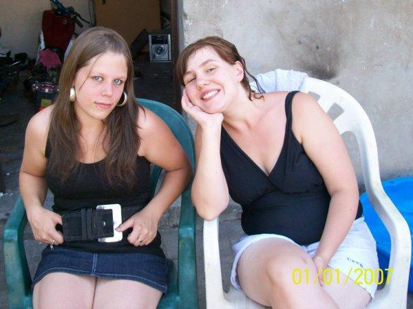 jess et moi (ete 2010)