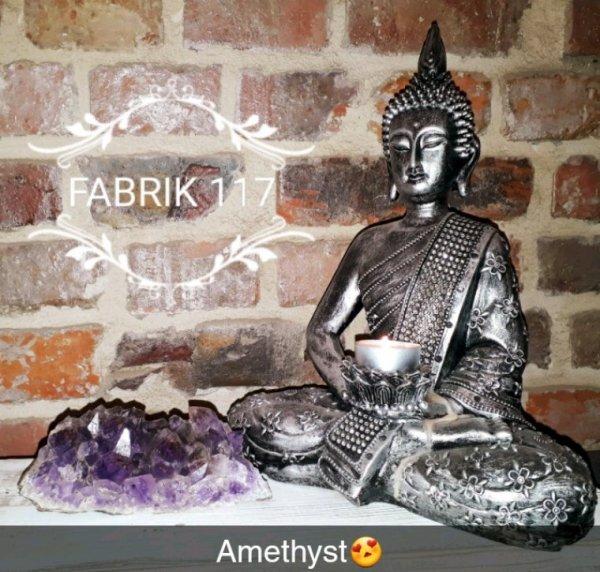 Amethyst vs Buddha