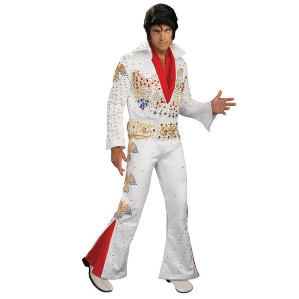 COSTUME JUMPSUIT ÉDITION COLLECTOR ELVIS