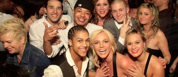 Britney... Le retour...