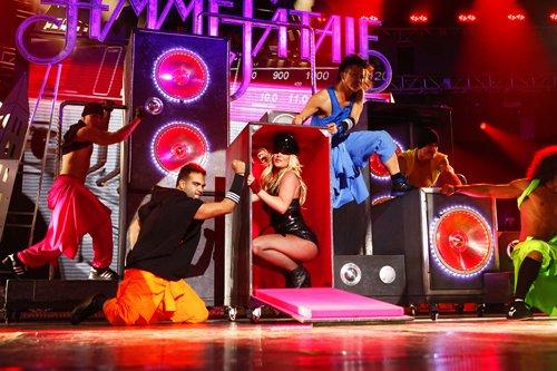 Britney revient sur le devant de la scene ...
