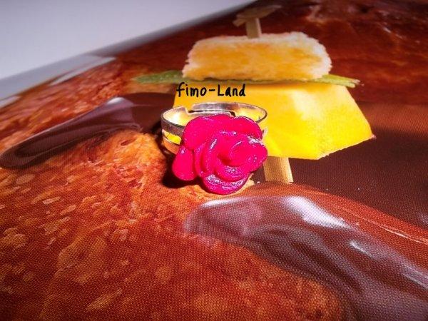 Bagues Roses. ✔