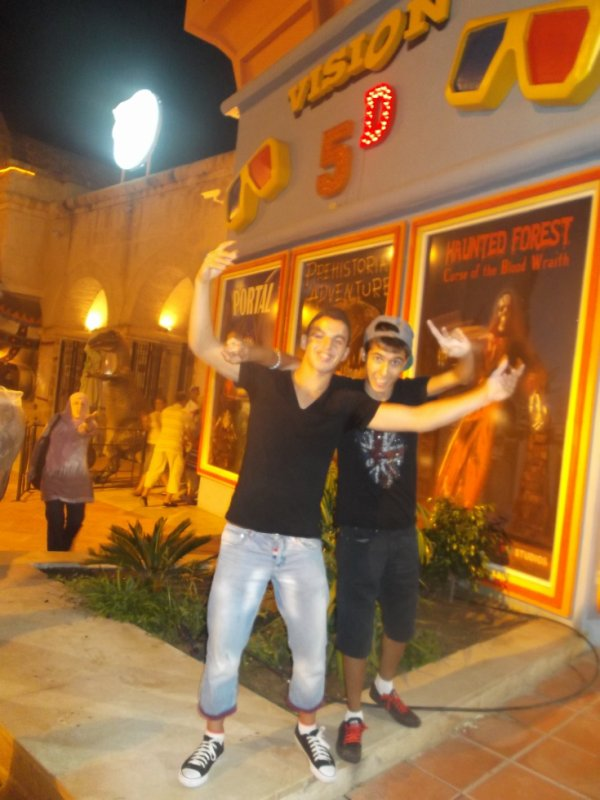 Salim & Me'  :)