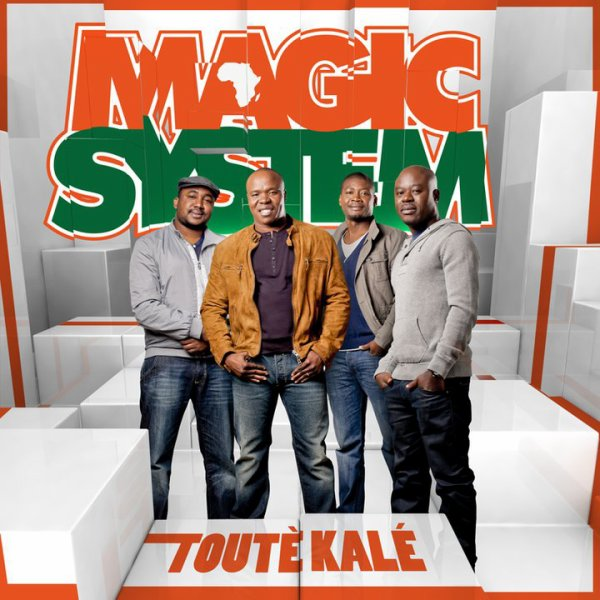 """ALBUM """" TOUTÈ KALÉ """" DANS LES BACS !!!"""