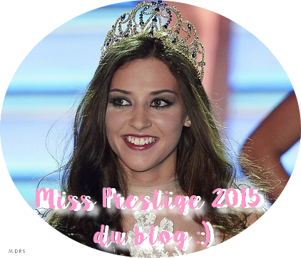 Miss Prestige 2015 du blog