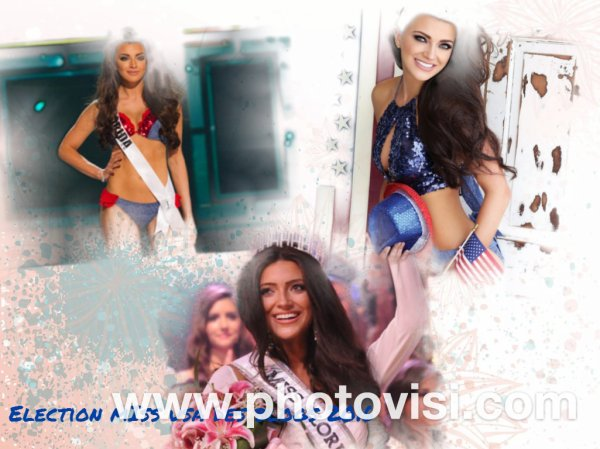 Election de Miss USA 2016 du blog