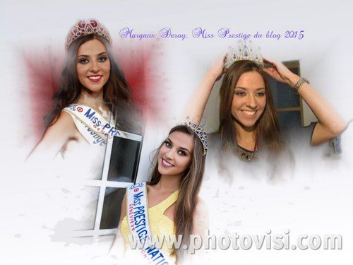 Election de Miss France 2016 du blog