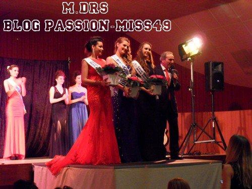 Miss Anjou 2015 !