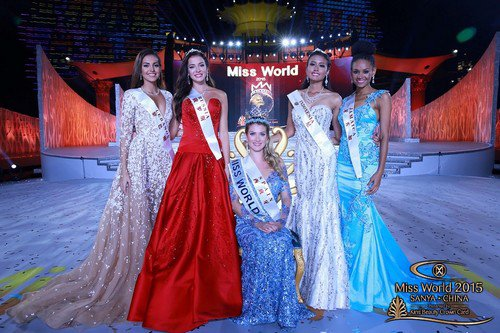 Election Miss Monde 2015