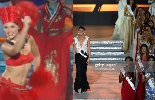 Election Miss Monde 2015