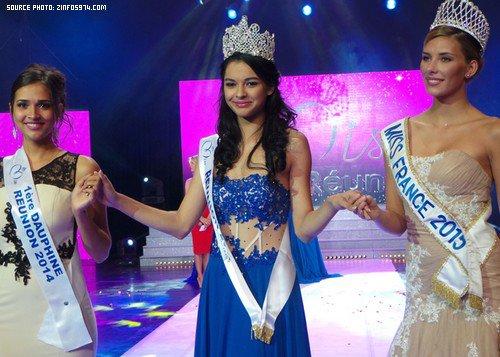 Miss Réunion 2015