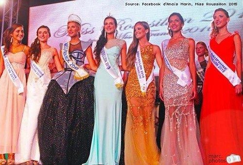 Miss Roussillon 2015