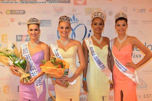 Miss Nouvelle Calédonie 2015