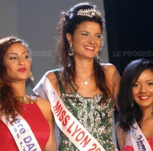 Miss Lyon 2015 !