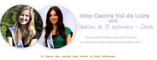 Miss Centre Val de Loire 2015