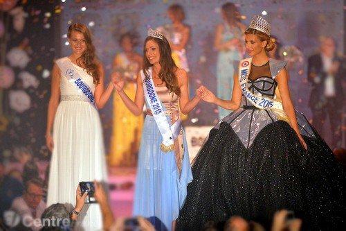 Miss Bourgogne 2015