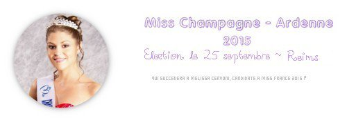 Miss Champagne-Ardenne 2015