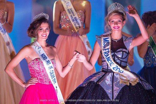 Miss Nord Pas de Calais 2015