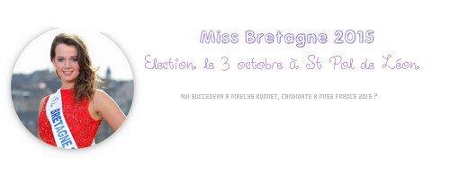 Miss Bretagne 2015