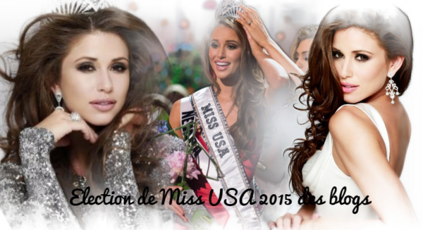 Election Miss USA 2015 des blogs