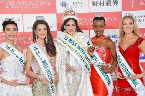 Miss International 2015