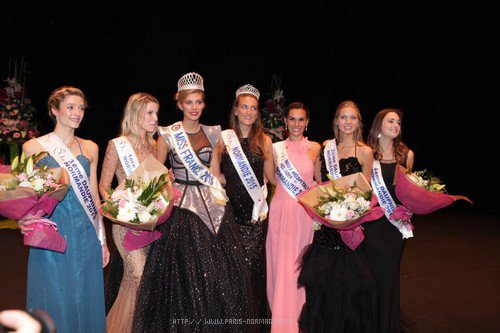Miss Normandie 2015