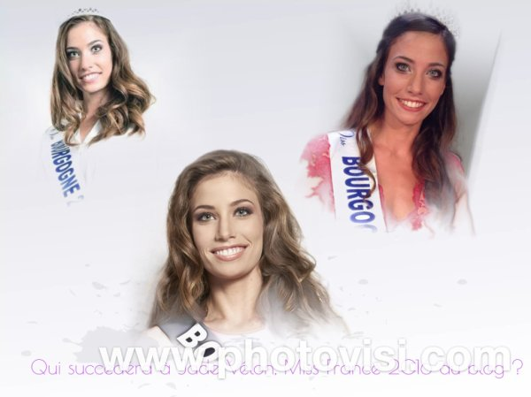 Election de Miss France 2017 du blog