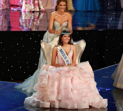Election de Miss Monde 2016