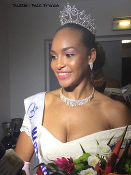 Miss Martinique 2017