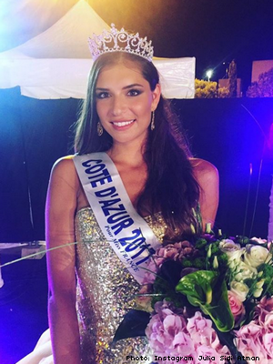 Miss Côte d'Azur 2017